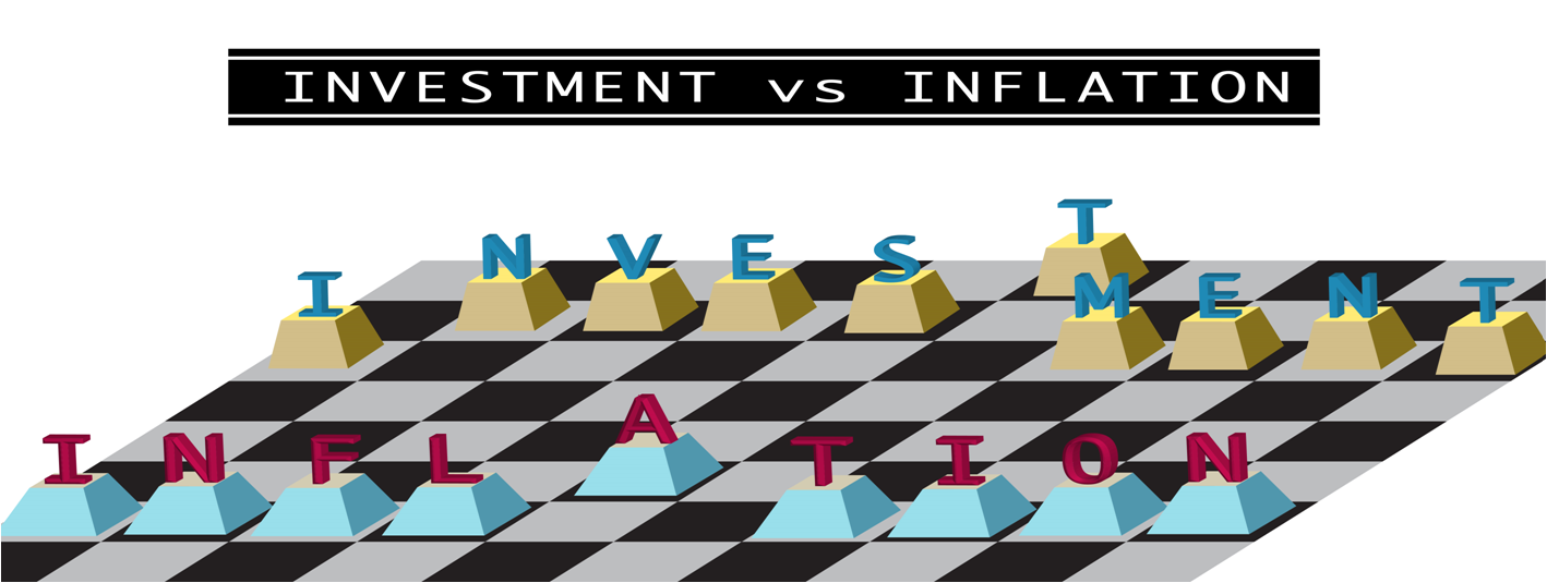 inflation vs investment