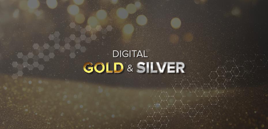 Digital Gold Banner