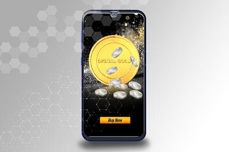Digital Gold Brand Logo